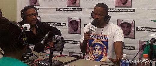 foxxhole-trayvon